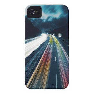Highway At Night Case-Mate iPhone 4 Cases
