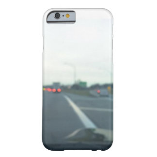 Highway Driving iPhone Case