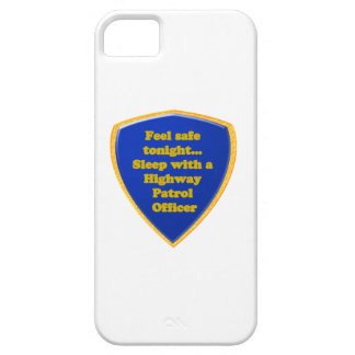 Highway Patrol Officer Case For The iPhone 5