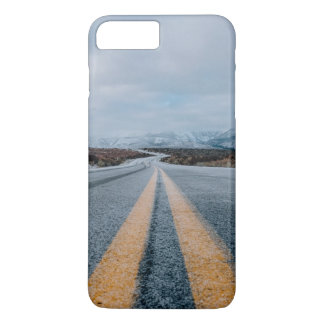 Highway scenery iPhone 7 plus case