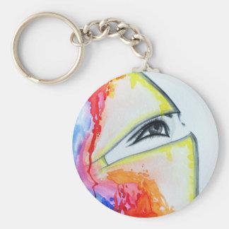 HIjab Key Ring