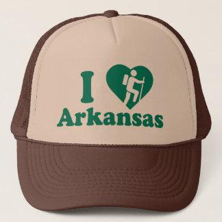 Hike Arkansas Trucker Hat