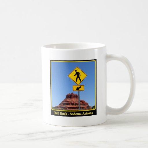 Hike Bell Rock Coffee Mugs