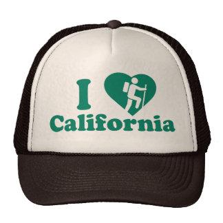 Hike California Cap