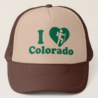 Hike Colorado Trucker Hat