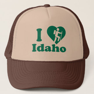 Hike Idaho Trucker Hat