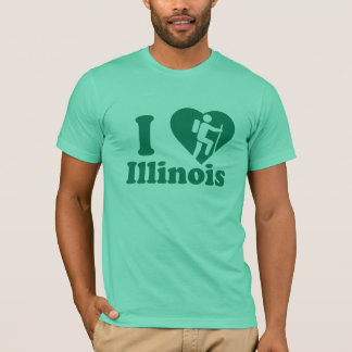 Hike Illinois T-Shirt