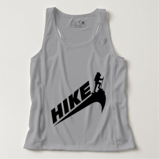 """HIKE"" Men's New Balance Tempo Running Tank Top"