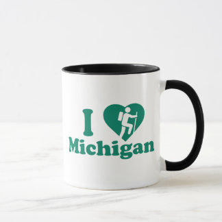 Hike Michigan Mug