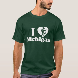 Hike Michigan T-Shirt