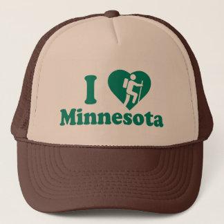 Hike Minnesota Trucker Hat