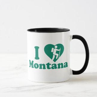 Hike Montana Mug