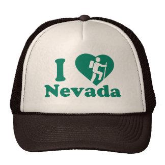 Hike Nevada Cap