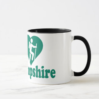 Hike New Hampshire Mug