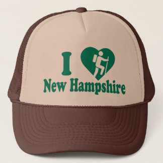 Hike New Hampshire Trucker Hat