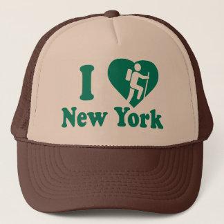 Hike New York Trucker Hat