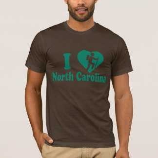 Hike North Carolina T-Shirt