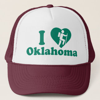 Hike Oklahoma Trucker Hat