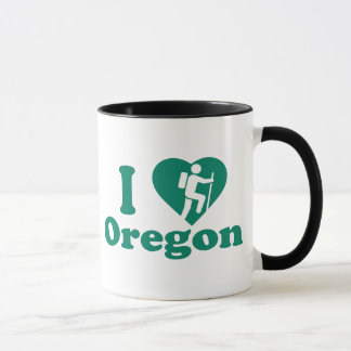 Hike Oregon Mug