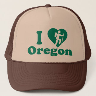 Hike Oregon Trucker Hat