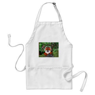 Hike Our Planet Eco-Team Tgrr Tiger Apparel  Gifts Standard Apron