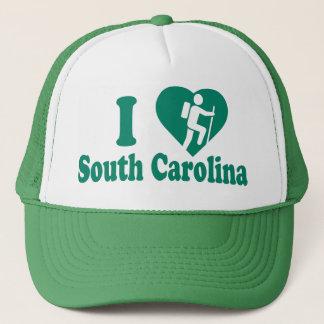 Hike South Carolina Trucker Hat