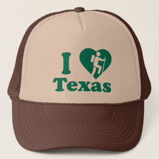 Hike Texas Trucker Hat