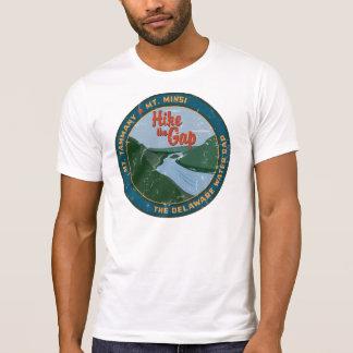 Hike The Gap - Distressed T-Shirt