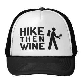 Hike then Wine Cap