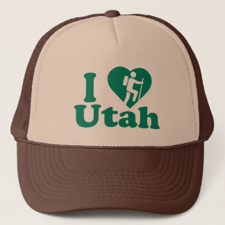 Hike Utah Trucker Hat
