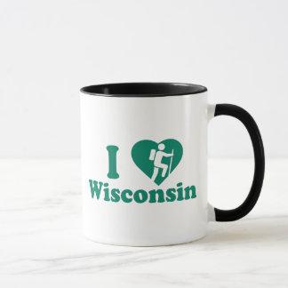 Hike Wisconsin Mug