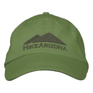 HikeArizona Hat - Pewter Baseball Cap