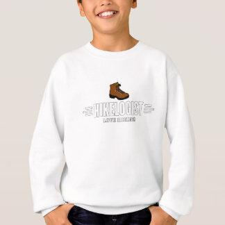 Hikelogist Love Hiking Funny Gift Hike Sweatshirt