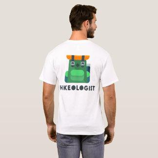 HIkeologist backpacker shirt