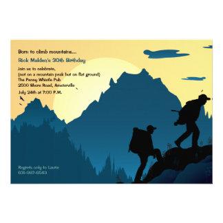 Hiker s Morning Invitation