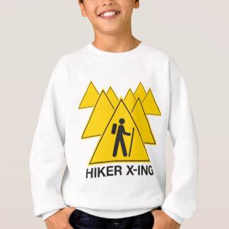 Hiker X-ing Sweatshirt