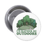 Hiking, Camping, Trekking, Climbing Outdoors! Badge