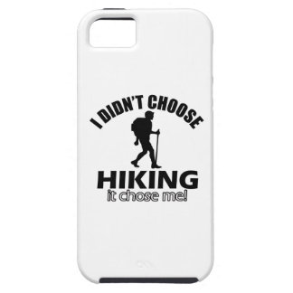 Hiking design iPhone 5 covers