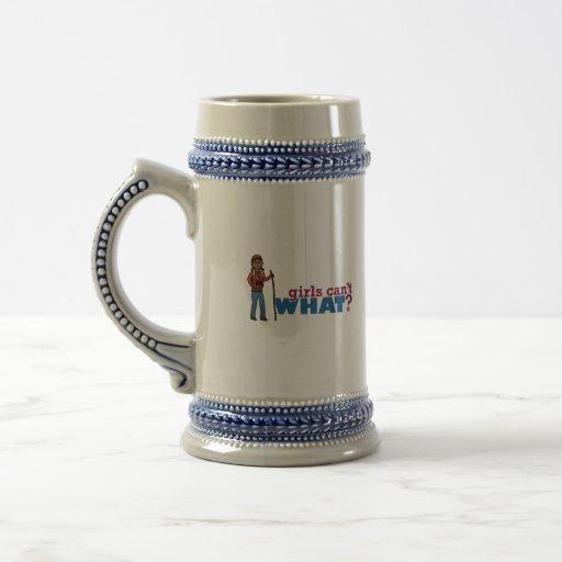Hiking Girl Coffee Mug