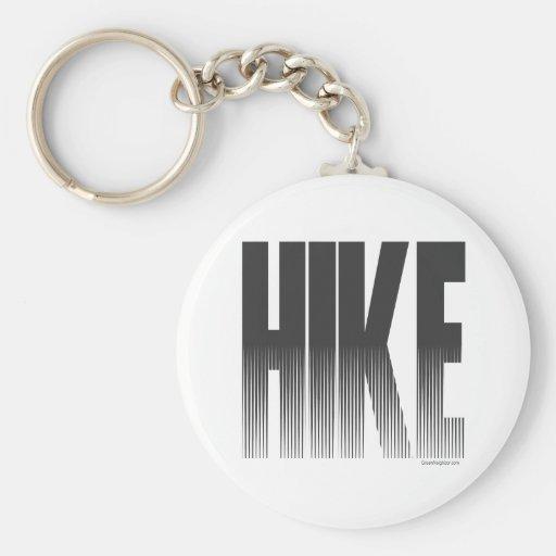 Hiking Key Chain