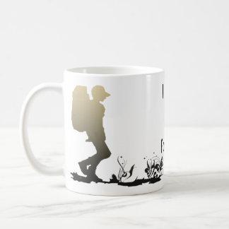 Hiking Motivation Coffee Mug