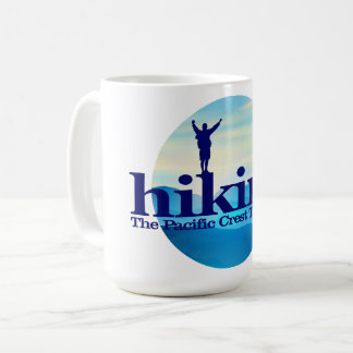 Hiking (Pacific Crest Trail) Coffee Mug