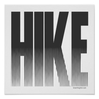 Hiking Posters