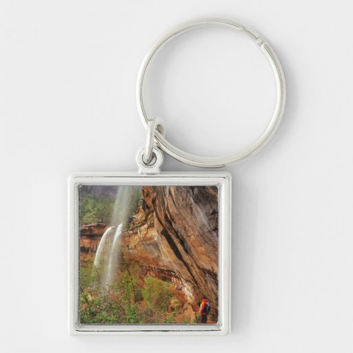 Hiking The Emerald Pools Trail in Zion National Keychains