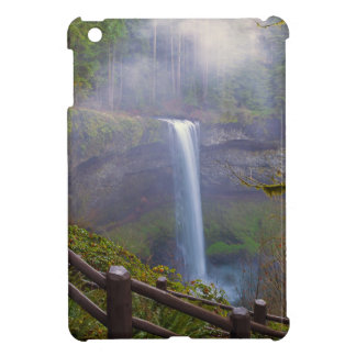 Hiking Trails at Silver Falls State Park iPad Mini Cover