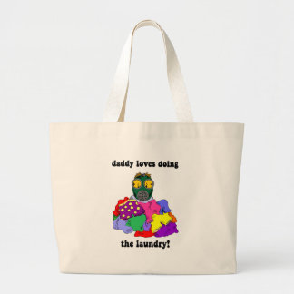 Hilarious dad canvas bag