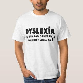 Hilarious dyslexia tshirts