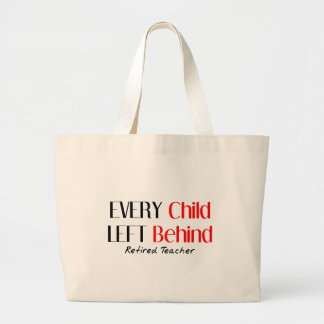 Hilarious Retired Teacher Gifts Canvas Bags