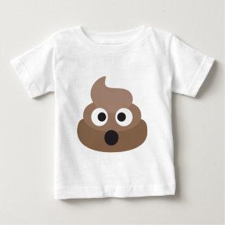 Hilarious shocked Emoji Poop Baby T-Shirt