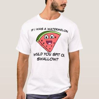 Hilarious Watermelon Joke T-Shirt